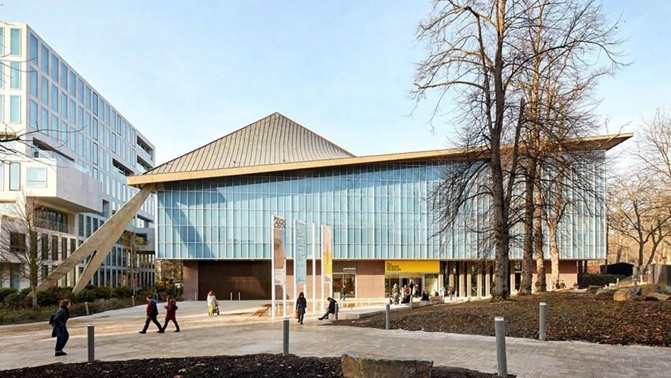 design museum exterior arquitectura británica diariodesign