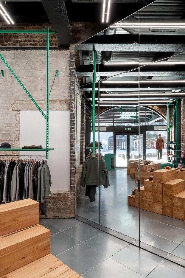 espejos tienda de moda en londres universal works diariodesign