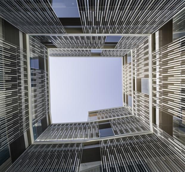 arquitectura sostenible viviendas sociales can batlló diariodesign