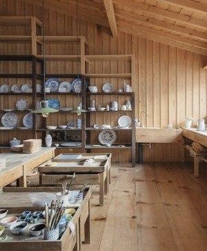 fábrica de cerámica de diseño coimbra diariodesign