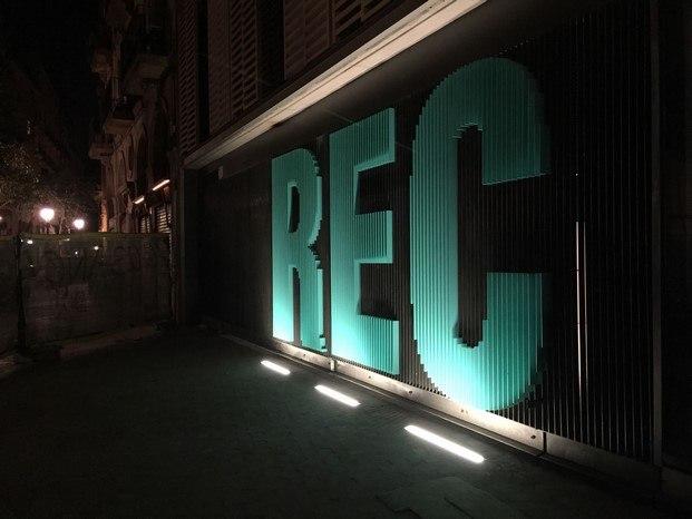 fachada rec hotel de diseño en barcelona diariodesign