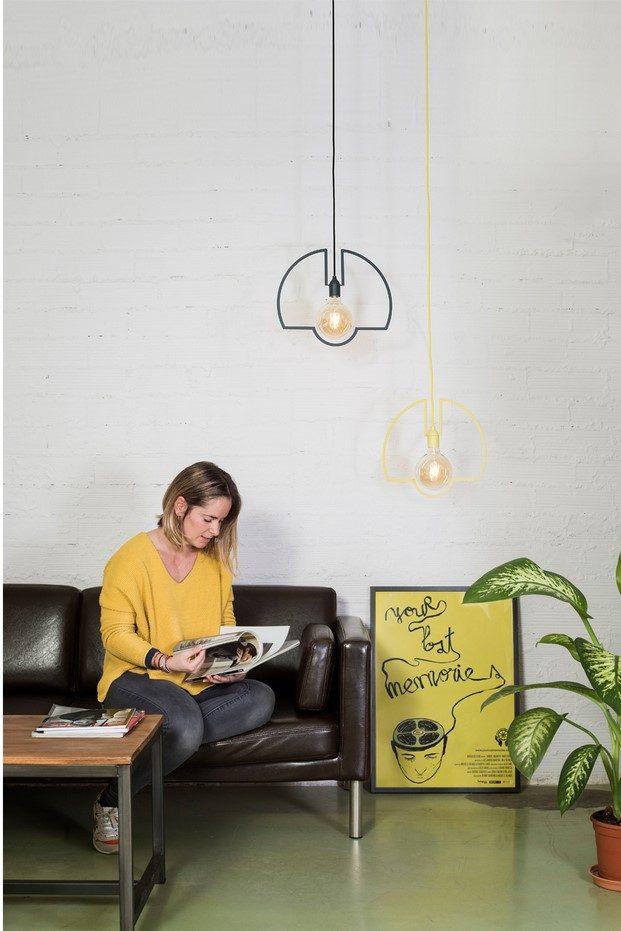 giira lámpara denoe mybarrio diariodesign