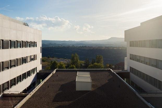 hospital oncología manresa montserrat vistas diariodesign