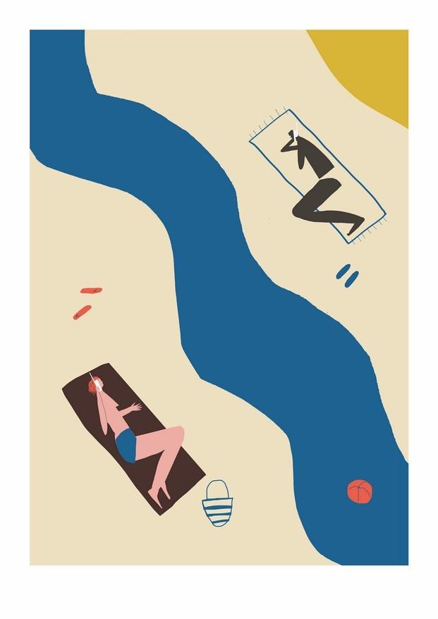 laura liedo hotel de diseño rec ilustración diariodesign