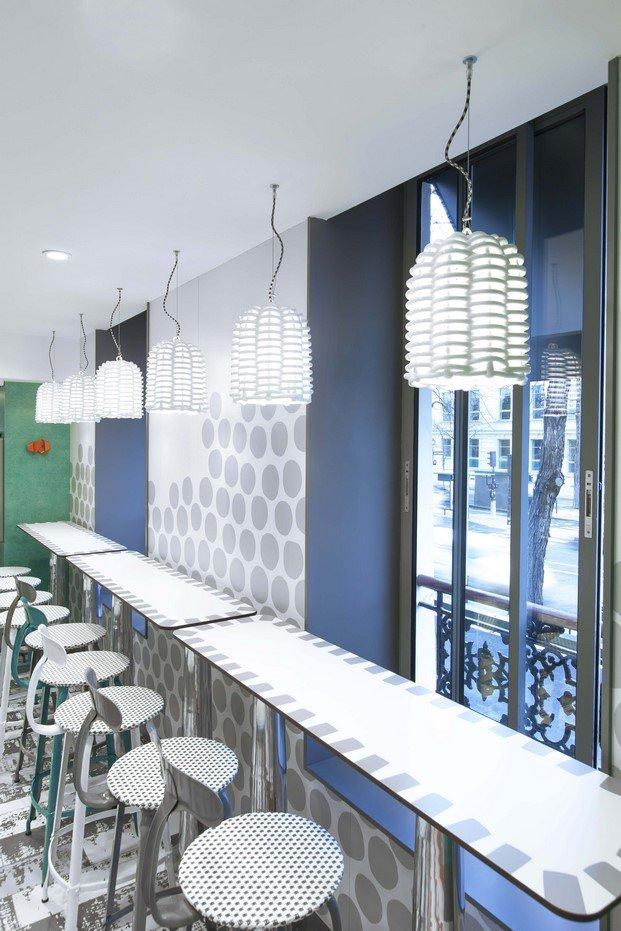 mcdonald's en parís color blanco gris paola navone diariodesign