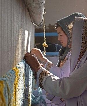 ouka leele alfombras afganistan diariodesign