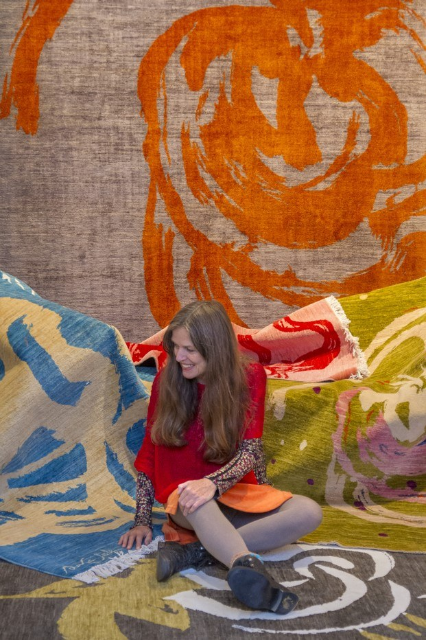 ouka leele alfombras simorgh diariodesign