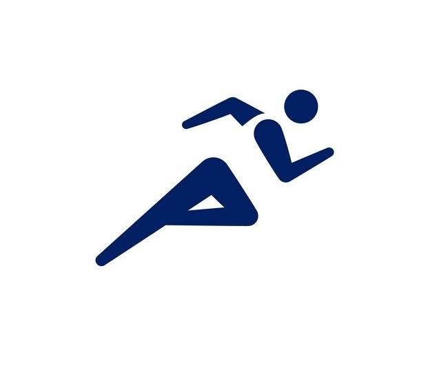 pictogramas olímpicos atletismo tokio 2020 diariodesign