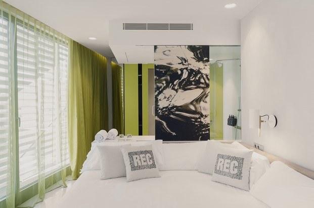 suite hotel de diseño rec barcelona diariodesign