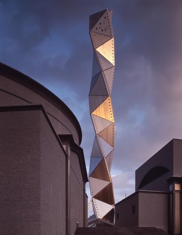 the pritzker architecture prize 2019 arata isozaki diariodesign art tower mito