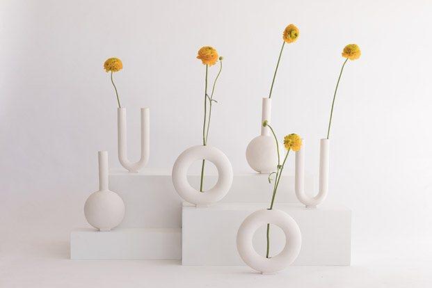 valeria vasi mujer florero madrid de diseño diariodesign