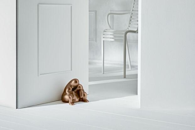 Tope de puerta Dedé de Philippe Starck para Alessi