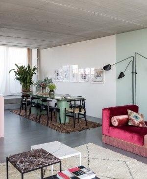 apartamento en berlín ester bruzkus diariodesign