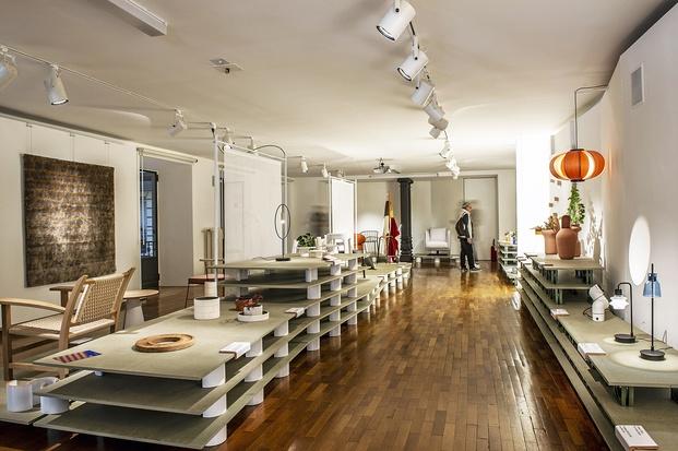 Exposición diseño mediterráneo catalán en Milán. Abril 2019