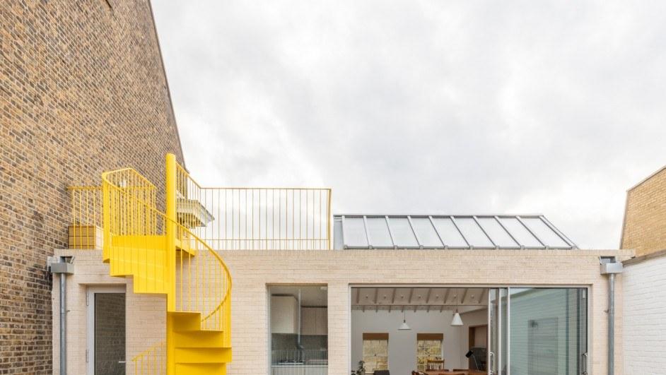 ático en londres vine architecture studio diariodesign
