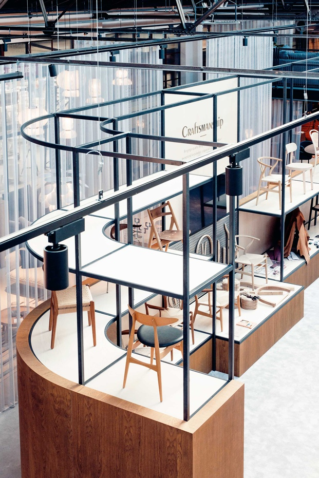 Tienda muebles de diseño Mister Design de Studio 34 South en Holanda