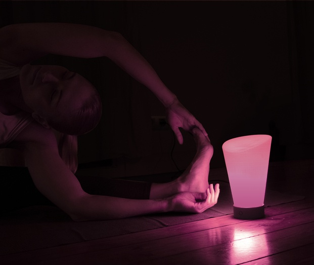 Lámpara proyecto alumno IED