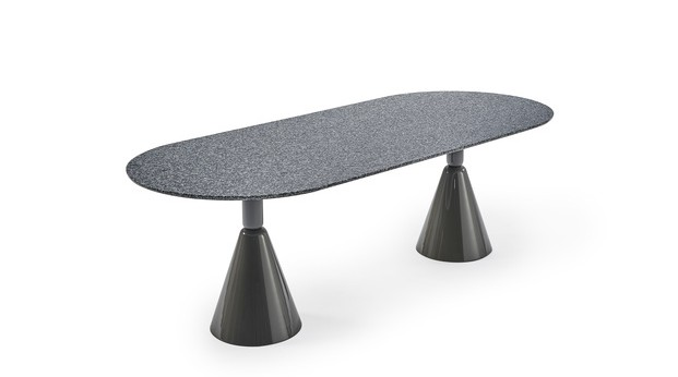 Mesa de piedra natural Sancal 2019