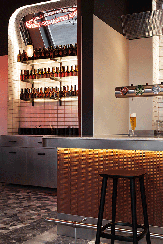 birrificio italiano cerveza artesana milan DWA Studio Design