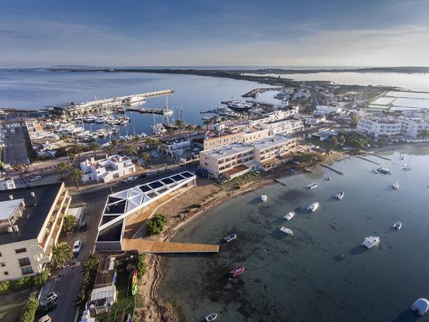 puerto de formentera diariodesign