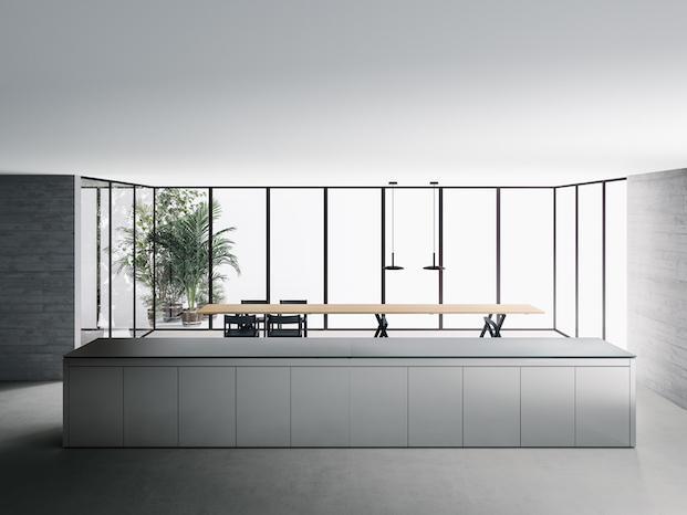 Cocina de diseño Boffi