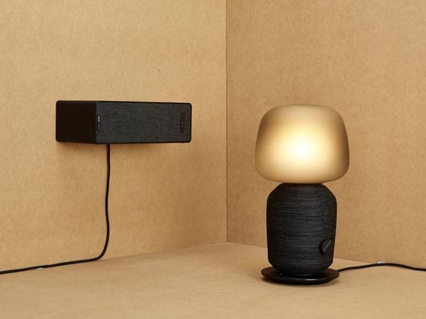 altavoz lámpara ikea y sonos colección symfonisk mejor diseño de producto 2019