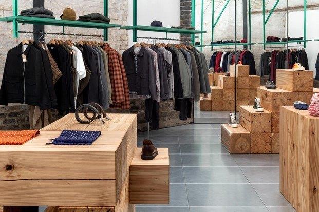 tienda de ropa universal works en londres