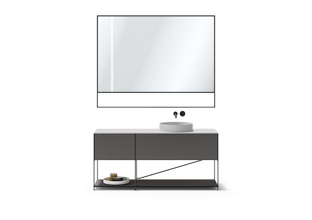 Mueble de Baño Ma/u studio.