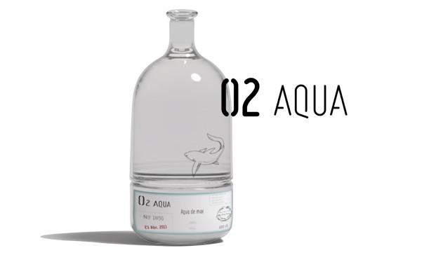 O2 Aqua. Propuesta 3º edición concurso vidrala.