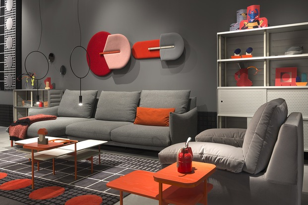 Stand Sancal en Milan 2019 Turati Collection