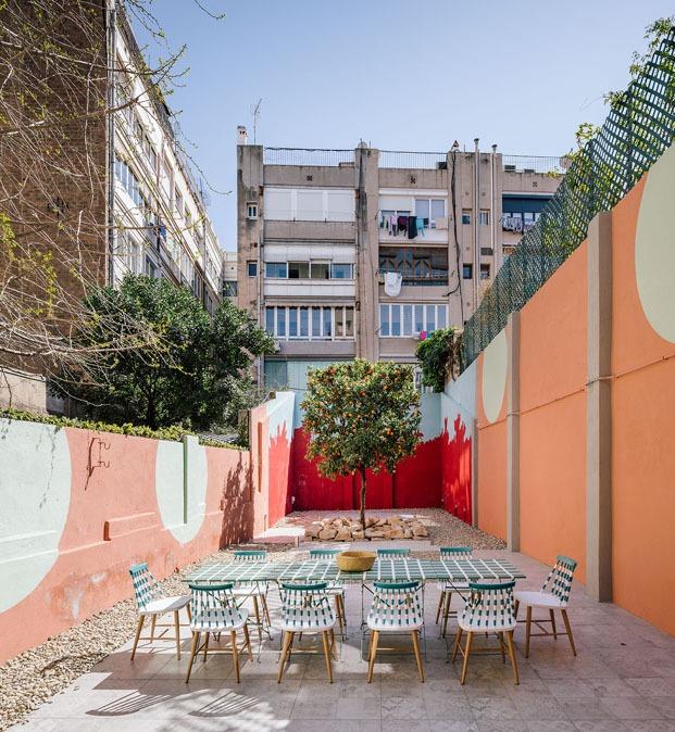 Utopicus Clementina, coworking en el barrio de Gracia de Barcelona