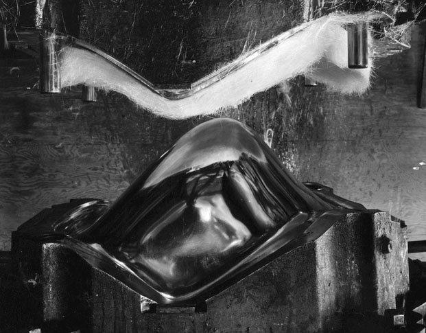 Fabricación Eames Chair