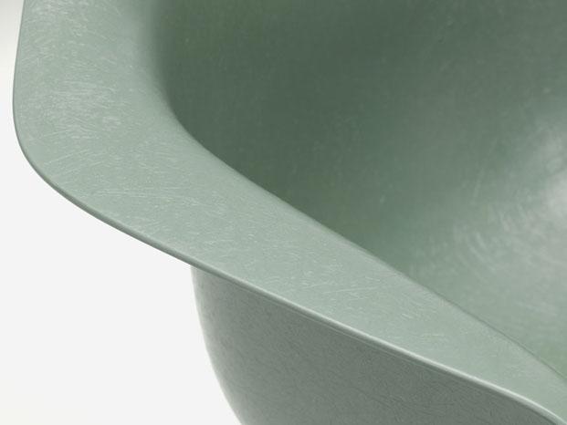 Fiberglass Vitra original fibra de vidrio