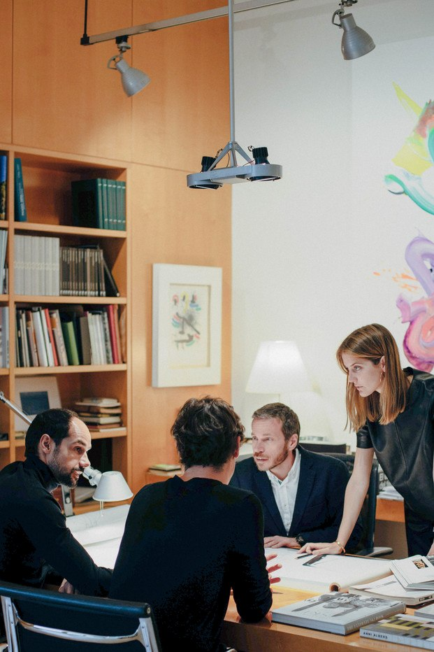 GCA Architects Estudio de arquitectura en Barcelona diariodesign