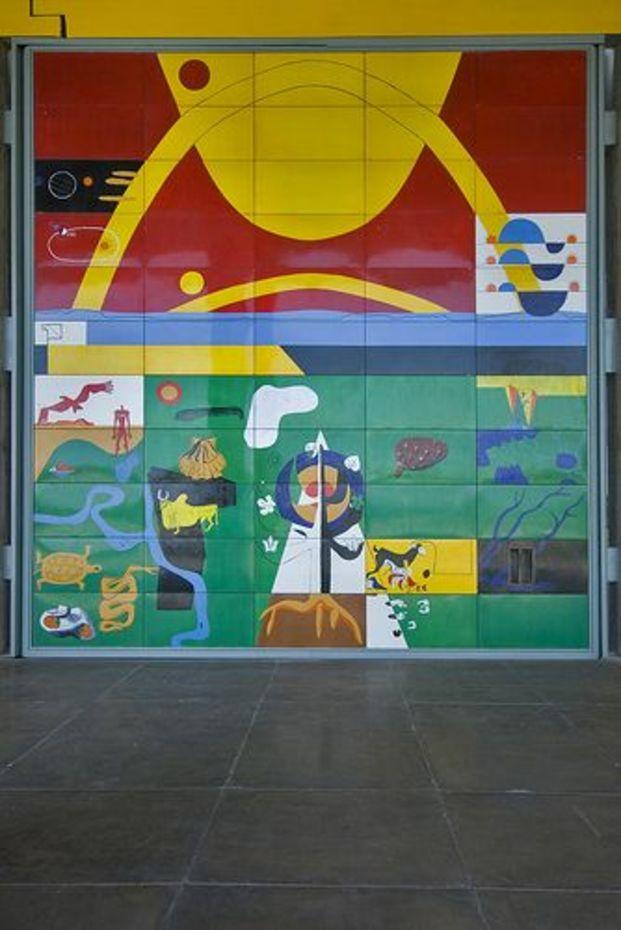 Colores  la Porte Email de Le Corbussier en India