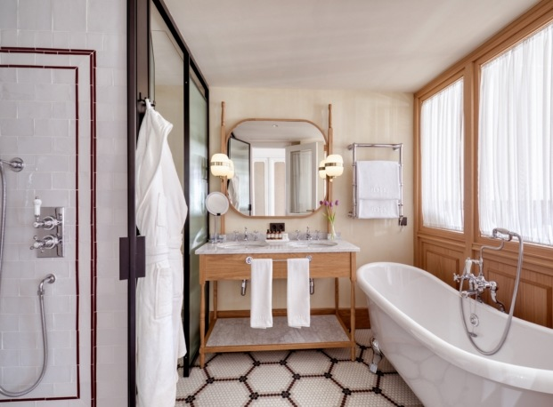 bless hotel rosa violan diariodesign de luxe superior bano