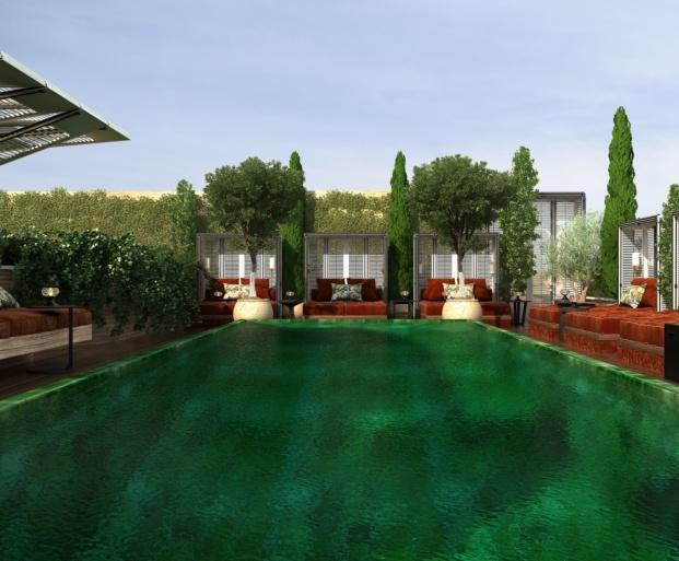 bless hotel rosa violan diariodesign picos pardos sky lounge