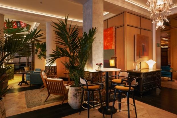 bless hotel rosa violan diariodesign versus lively lounge barrio de salamanca