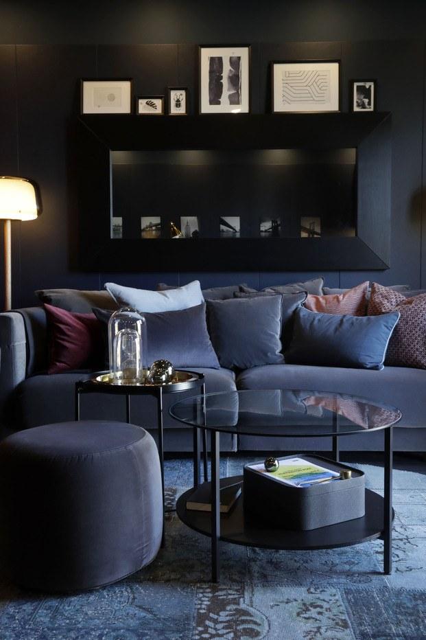 Casa prefabricada IKEA en el Primavera Sound