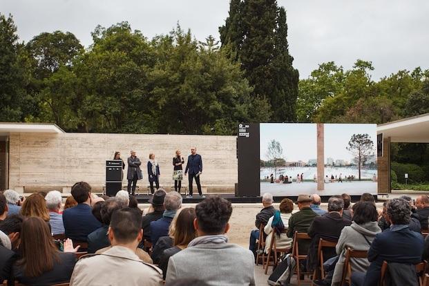 Gala de entrega premios de Arquitectura Mies van der Rohe