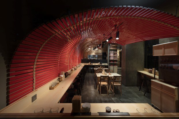 ebisoba ichigen in hong kong famous for its ramen a work of substance diario design