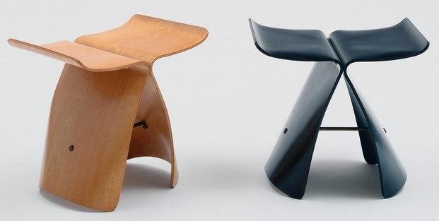Taburetes exposición MoMA The Value of Good Design