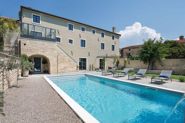 Villa Covri, Croacia