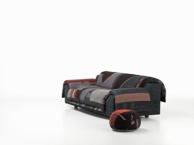 muebles tapizados vlinder sofá vitra hella jongerius diariodesign