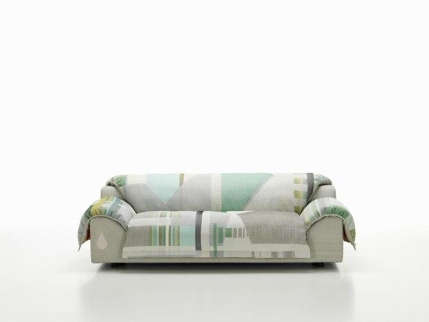 Vlinder Sofa Hella Jongerious para Vitra