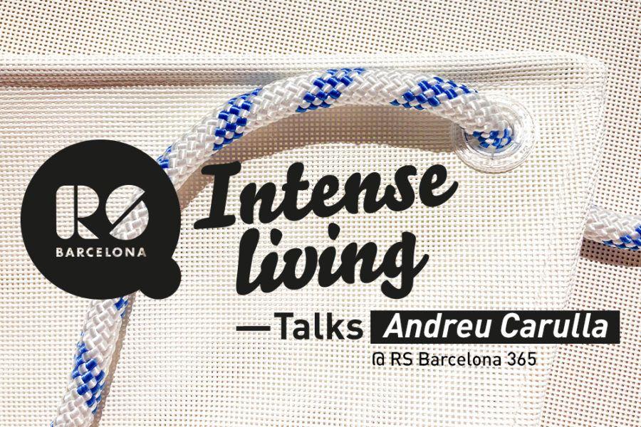 Talks Andreu Carulla en RS Barcelona proyecto NANSA