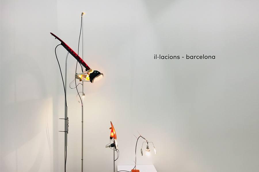 Exposición il·liacions en la Barcelona Design Week 2019