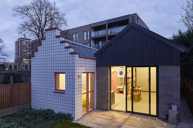 Lomax Studio. Londres