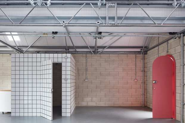 Inetrior Lomax Studio. Londres