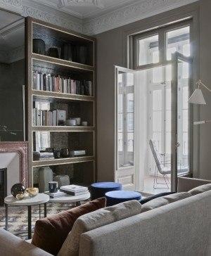 el mejor interiorismo 2019 casa con pavimento nolla